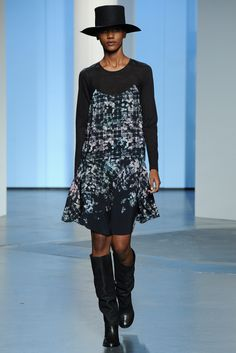 Tibi Fall 2014 Ready-to-Wear Fashion Show