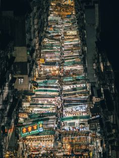 Hong Kong night vibes