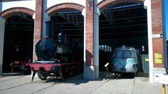 Museo del ferrocarril,Vilanova,2015