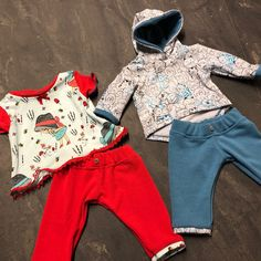 Puppenbasicschnitte *Dress up your Baby Doll*
