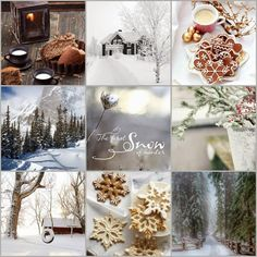 ":) Our latest challenge is live over at Die Cuttin' Divas and this time the theme is ""Winter is Coming"" :) I use. Christmas In Europe, Beach Christmas, Christmas Mood, Winter Girl, I Love Winter, Winter Poster, Hallo Winter, Mood Colors, Color Collage"