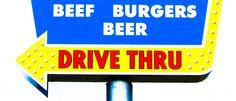 Immer am 24. Juli feiert man in den USA den sogenannten Tag des Drive-in, den amerikanischen National Drive-Thru Day. Hurra für mobile Dienstleistungen.