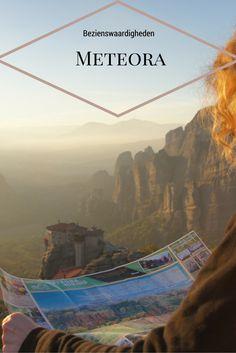 De bezienswaardigheden van Meteora.