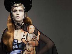 Madonne by Nico (Tush), 2007. Styled by Matthieu Pabiot, model Shiela Baum.