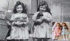 Dolls snatched from Jewish sisters who went to Auschwitz donated to Shoah Memorial   Daily Mail Online