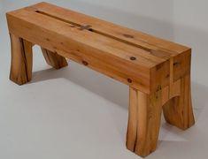 Custom Made Timber Bench