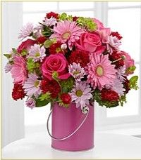 How beautiful!  These beautiful FTD flowers deserve to be on your table.  Before you order, get your money-saving rebate from RebateGiant.com.  Rebate change every other day so log on now!