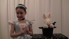 Princess Rosie: Present for Fuzzles: Wand Wands, Tea Party, Monkey, Cinderella, Rabbit, Presents, Magic, Princess, Videos