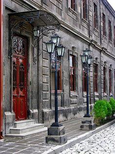 building, Yerevan, Armenia