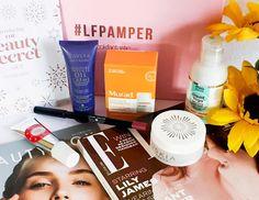 LookFantastic - Beauty Box (#LFPAMPER - Oktober 2016)