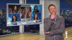 Anna Yum on HLN/CNN's Jane Velez-Mitchell featured on E! The Soup with Joel McHale
