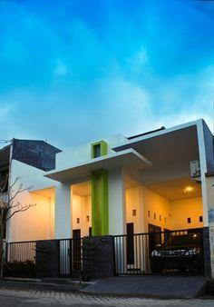 Rumah Tumbuh Minimalis Modern
