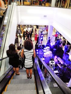 Nordstrom YYC Opening Gala: Revisited - Read full blog post at: http://www.binzento.com/2014/09/nordstrom-yyc-opening-gala-revisited.html?spref=tw