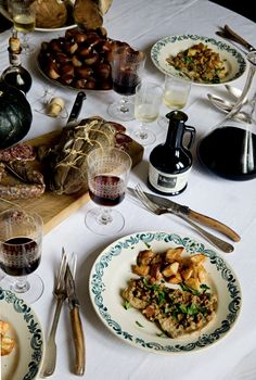Le Diner, Comfort Food, Mets, Aesthetic Food, Wine Recipes, Food Styling, Food Inspiration, Love Food, Food Photography