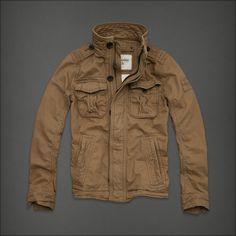Abercrombie & Fitch Douglass Sawteeth Mountain Jacket