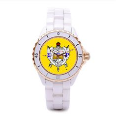 Sigma Gamma Rho Sorority Boyfriend Watch - White