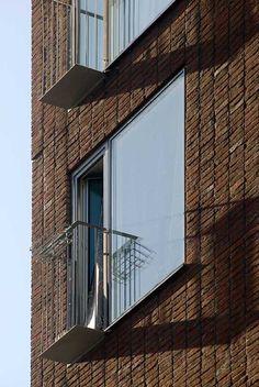 Bispebjeg student housing by C.F. Møller Architects