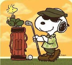 Golf = Happiness