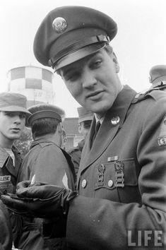 Army 1958 - 1960 - Elvis Presley army Germany 1960 -