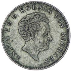 Taler 1831 S Silber
