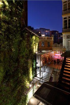 Jean Nouvel deja su huella en la rehabilitación de la antigua Fábrica Moritz Barcelona.