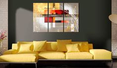 Crea #quadri moderni per un #arredamento elegante ed originale: http://blog.glyphs.it/quadri-moderni-arredamento-elegante-originale/