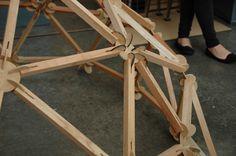 Sistemas de Estructuras en Madera, U Veritas | Luz de piedra
