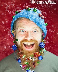 #beard #redhead #ginger #overalls #hipster @jealousyjane