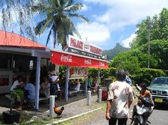 restaurants in rarotonga | Palace Takeaways Restaurant Reviews, Rarotonga, Cook Islands ...