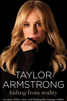 taylor Armstrong's book about domestic violence and her life