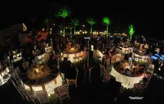Delicieux Under Table Lighting Wedding Reception