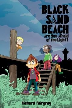 Twelve-year-old Dash and his best friend, Lily, are spending the summer at Black Sand Beach, where Dash's family has a house. But nothing is as it seems. The beach house is a shack, Dash's weird relatives are there too, and the neighbors are super creepy. And then ghosts start calling out to Dash from the lighthouse.