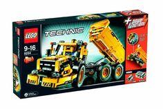 LEGO Technic 8264 - Knickgelenk-Laster Lego http://www.amazon.de/dp/B001CQPRJK/ref=cm_sw_r_pi_dp_vHgGub0DD100R