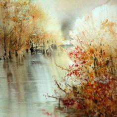 famous watercolor artist | DANIEL SMITH: Bellevue Art Store Events