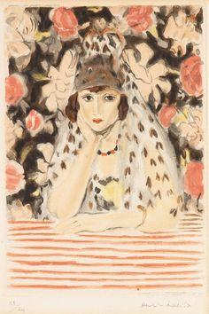Matisse artwork...