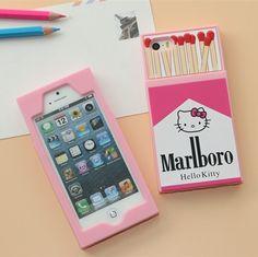 Coque Marlboro Hello Kitty original iphone on Behance