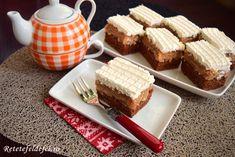 PRAJITURA BOUNTY - Rețete Fel de Fel Nutella, Ganache, Brownies, Tiramisu, Banana Bread, Fondant, Caramel, Deserts, Dessert Recipes