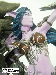 Alathena Moonbreeze Action Figure Review World Of Warcraft, Action Figures, Anime, Princess Zelda, Dolls, Fictional Characters, Image, Art, Baby Dolls