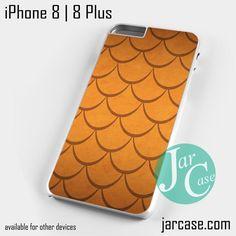 Orange Aquaman superhero Phone case for iPhone 8 | 8 Plus