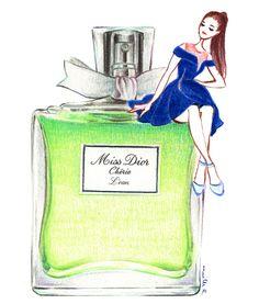 Little Perfume on Behance