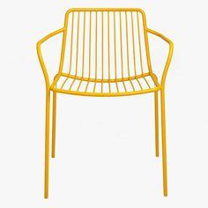 Pedrali yellow armchair, $350 abchome.com