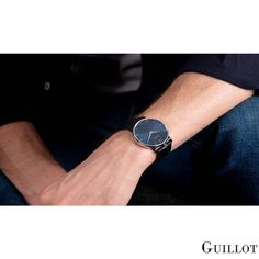 Guillot men's luxury swissmade watches #guillotwatches #maisonguillot #timetochange #timetohavefun #timetobeyourself #wristwatch #watchformen #blackwatch #swissmade #luxury #interchangeable #elegance #borninparis #watchoftheday #watchlover Black Friday Shopping, Black Friday Deals, Fashion Deals, Mens Fashion, Men Dress, Watches For Men, Cufflinks, Fashion Accessories, Jewels