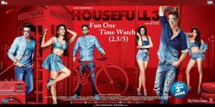 Housefull 3 Movie Review