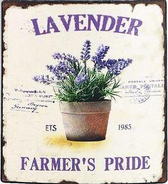 Decoupage Vintage, Vintage Diy, Vintage Labels, Vintage Images, Vintage Posters, Etiquette Vintage, Mod Podge Crafts, Lavender Cottage, Lavender Flowers