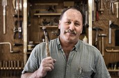 Community Portrait Chris Nelson Craftsman and Boise River Volunteer Nampa Idaho  This portrait comes from a series I call Community Portraits. This one didn't get posted here on IG when it was first put out so am finally catching up.  Meet Chris Nelson.  Hes an artist and craftsman in the wood work he does.  His workshop situated adjacent to his home is a woodworkers dream with all the tools one could need.  Albeit my original purpose for shooting Chris was for stock photography I quickly…