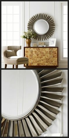 Inspired by the Rolls Royce Engine.  #LHBDesign #MetallicMirror