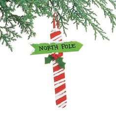Saving Simple: Christmas Crafts North pole