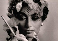 Anouk Aimee, Paris, 1961 William Klein