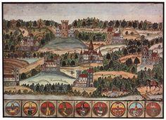 Die sieben Burgen Schwaebisch Hall