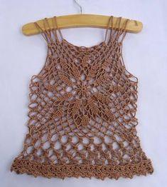 Camiseta em Croche - 15887227 | enjoei :p